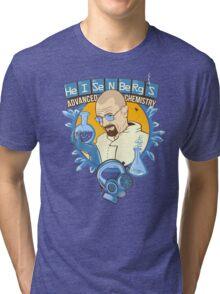 Heisenberg's Mobile Cuisine Tri-blend T-Shirt