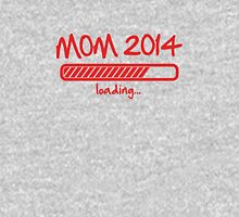 Mom 2014 loading... Womens Fitted T-Shirt