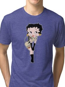 BoopBuster (Regular Edition) Tri-blend T-Shirt