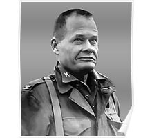 """General Lewis """"Chesty"""" Puller Poster"""