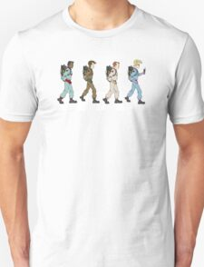 The Fab Four Unisex T-Shirt