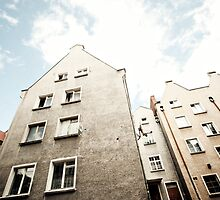 gdansk - from architectural ballet by Paula Burgoon