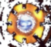 Dalek Eye Sticker