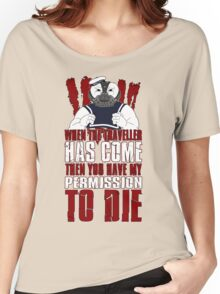 Bane Puft Women's Relaxed Fit T-Shirt