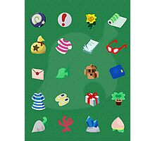 Animal Crossing: Your Pockets Are Full Photographic Print