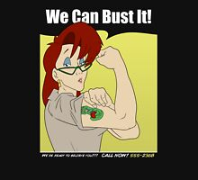 Janine - WE CAN BUST IT! Unisex T-Shirt