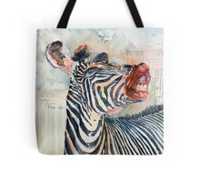 More Than Just Black and White Tote Bag