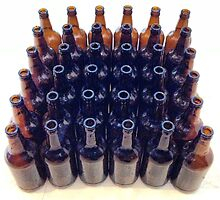 Beer Bottles - Colour by andyodell