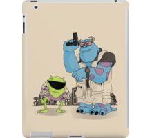 The Big Wazowski iPad Case/Skin