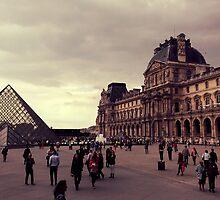 Louvre Landscape by identit3a