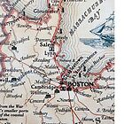 Cartography / boston by pf designs