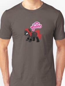 My Little Venger: Black Widow T-Shirt