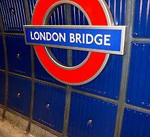 london bridge station by maydaze