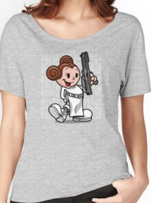 Vintage Leia Women's Relaxed Fit T-Shirt