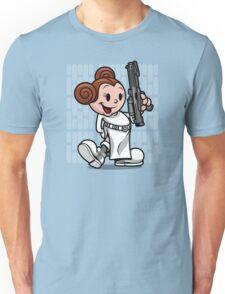 Vintage Leia Unisex T-Shirt