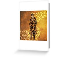 Honey 221B, BBC Sherlock Greeting Card