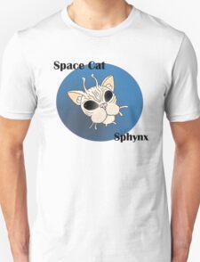 Space age alien Cat Unisex T-Shirt