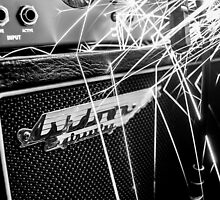 Flint and steel amplifier photography by Zak-Karle