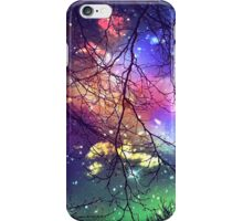 Look to the stars iPhone Case/Skin