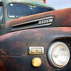 old ford by Paul Moloney