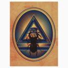 Illuminati-beetle 8 by RichardSmith