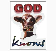 GOD KNOWS by Jon de Graaff