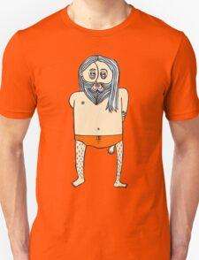 seagull man Unisex T-Shirt