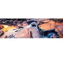 Karijini Sunset Photographic Print