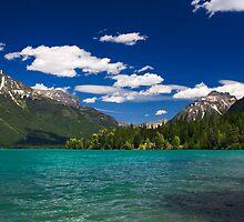 Lake MacDonald, Glacier National Park by DArthurBrown