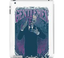 Gentlemen iPad Case/Skin