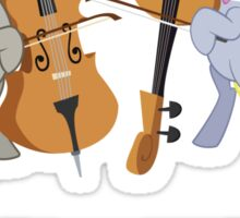 Contrebasse de Derpy Hooves.2 - My Little Pony - MLP:FIM Sticker