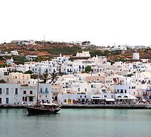 Mykonos Village by svchristian