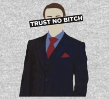 Trust No Bitch Hannibal Lecter by merched