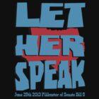 Let Her Speak by boobs4victory