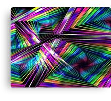 Distort Reality Canvas Print