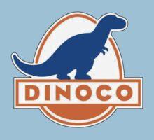 Dinoco Kids Tee