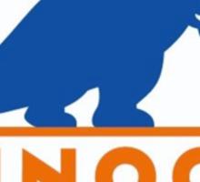Dinoco Sticker