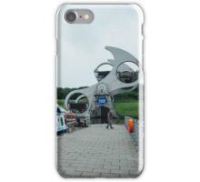 The Falkirk Wheel iPhone Case/Skin