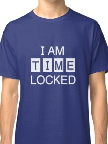 Time Locked Classic T-Shirt