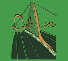 Dublin - Samuel Beckett Bridge by Douglas Keppol
