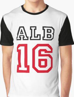 ALBANIA 16 Graphic T-Shirt