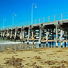 The Jetty at Coffs by peasticks