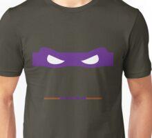 Purple Ninja Turtles Donatello Unisex T-Shirt