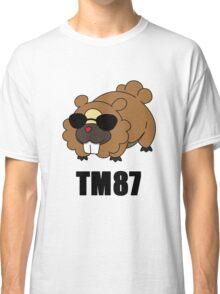 Bidoof Swagger Classic T-Shirt