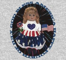 ✿♥‿♥✿FOURTH OF JULY CUTE KIDS TEE SHIRT✿♥‿♥✿ One Piece - Long Sleeve