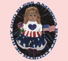 ✿♥‿♥✿FOURTH OF JULY CUTE KIDS TEE SHIRT✿♥‿♥✿ One Piece - Short Sleeve