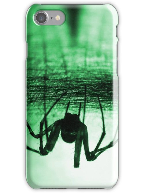 Spider green by Mats Gustafsson