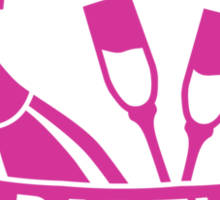 Bachelorette party Sticker