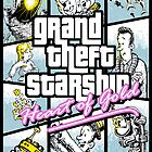 Grand Theft Starship : Heart of Gold by Bleee