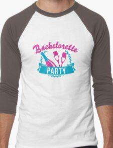 Bachelorette party Men's Baseball ¾ T-Shirt